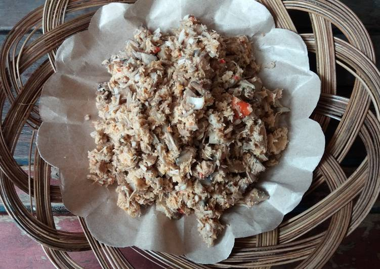 Resep Megono (kuliner khas pekalongan)