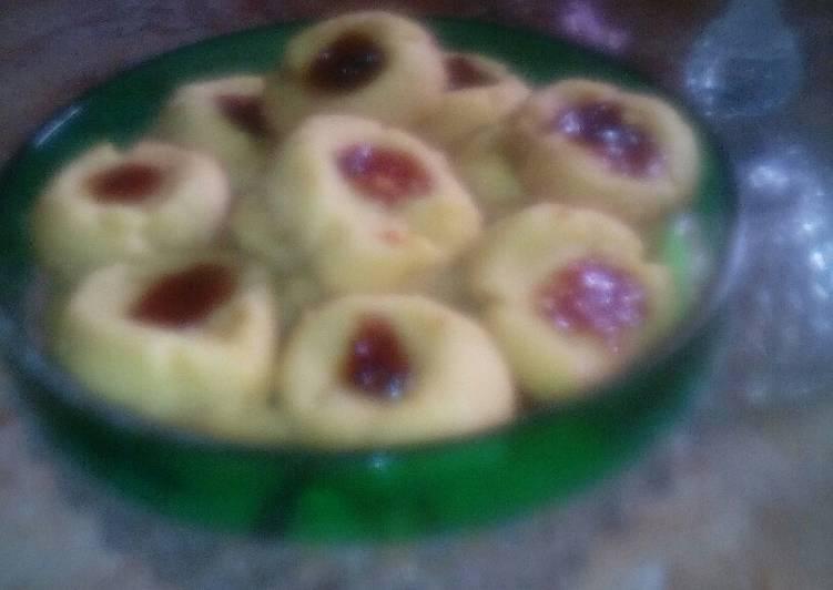 Resep Berry Cookies