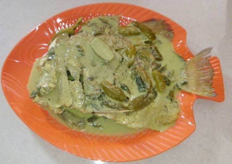 Resep Gulai Ikan Karang Pedas