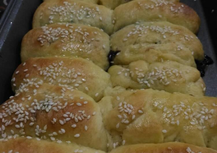 Resep Roti Unyil Manis Lembut