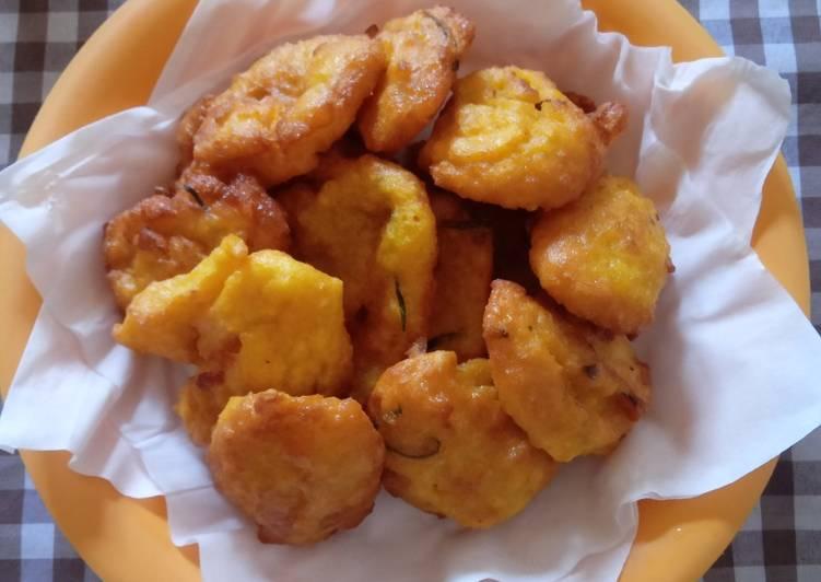 Resep Dadar jagung lembut