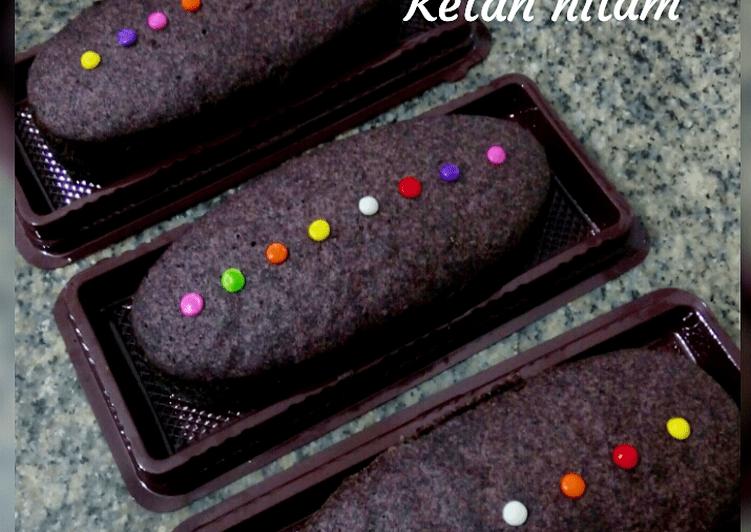Resep Brownies Ketan Hitam (kukus)... Super Yum mi
