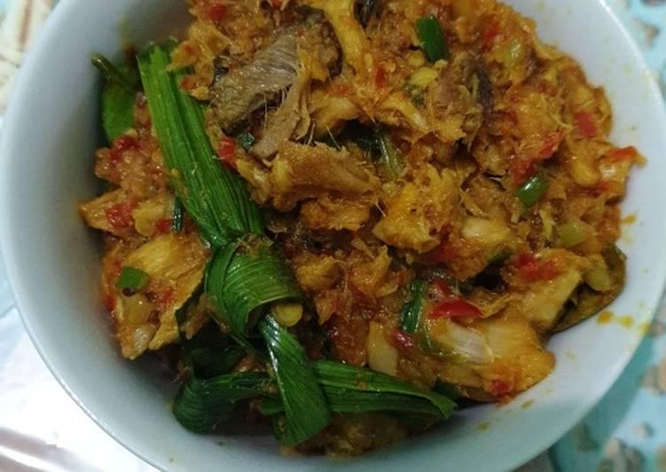 Resep Pampis Tongkol