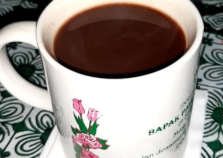 Resep Hot Cinamon chocolate