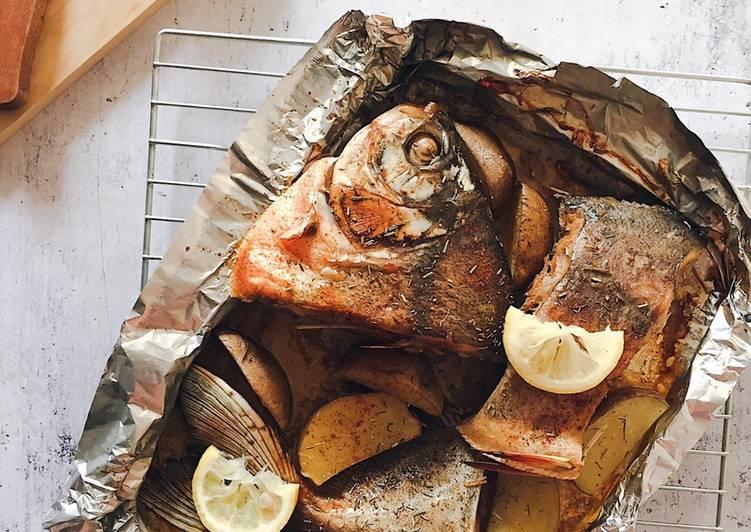 Resep Ikan Panggang Madu
