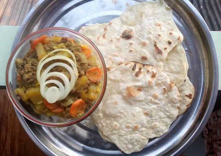 Resep Capati (Roti India)
