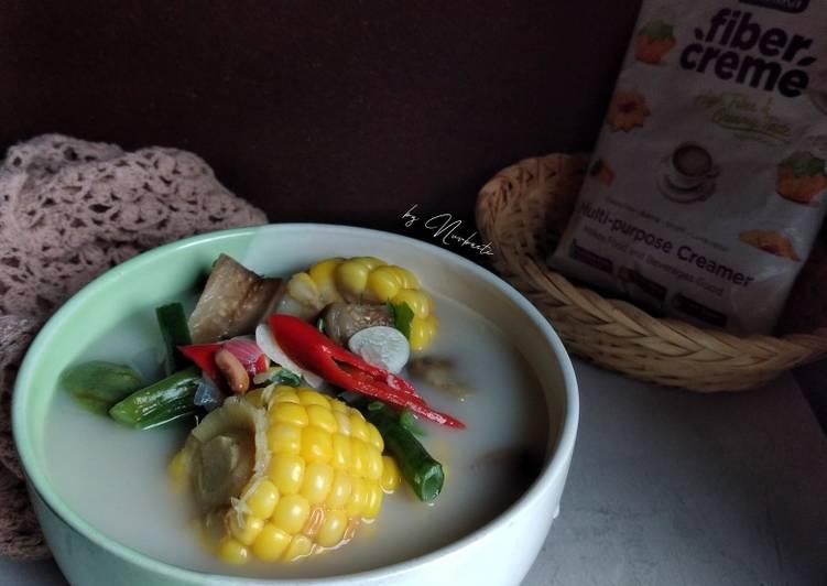 Resep Sayur lodeh putih