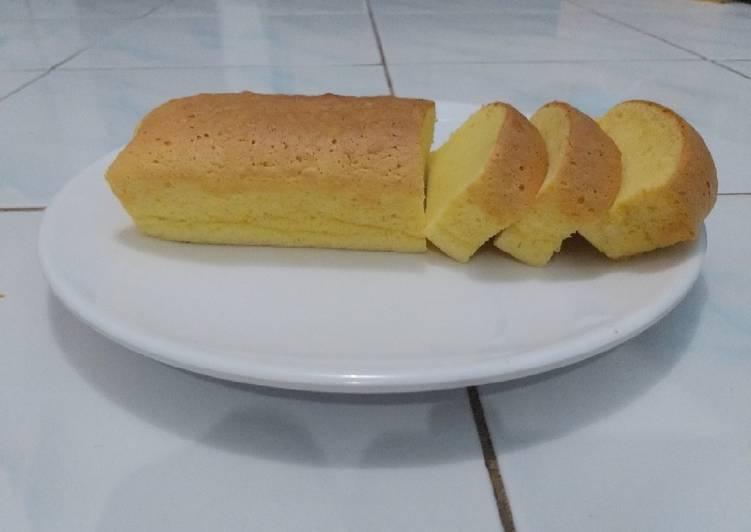 Resep Homemade Cotton Cake