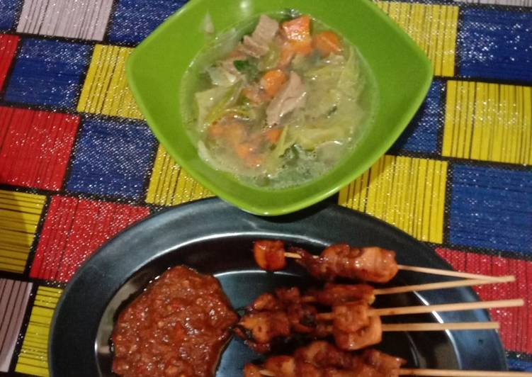 Resep Sop daging rawis