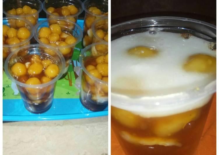 Resep Bubur candil sumsum