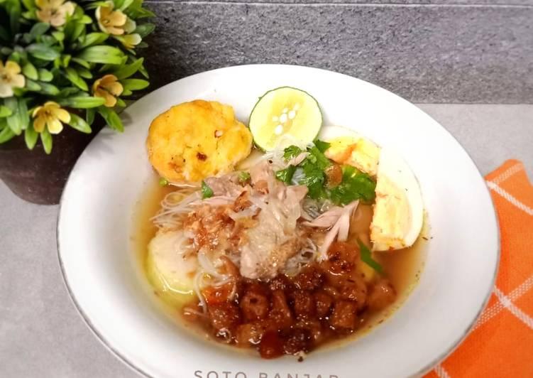 Resep Bumbu kuah soto Banjar
