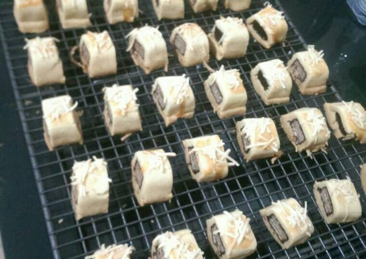 Resep Wafer Cookies
