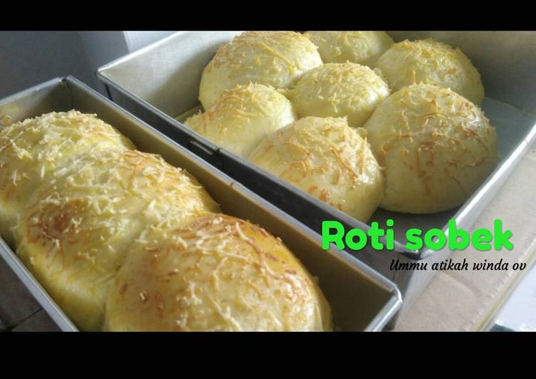 Resep Roti sobek (tanpa ulen)