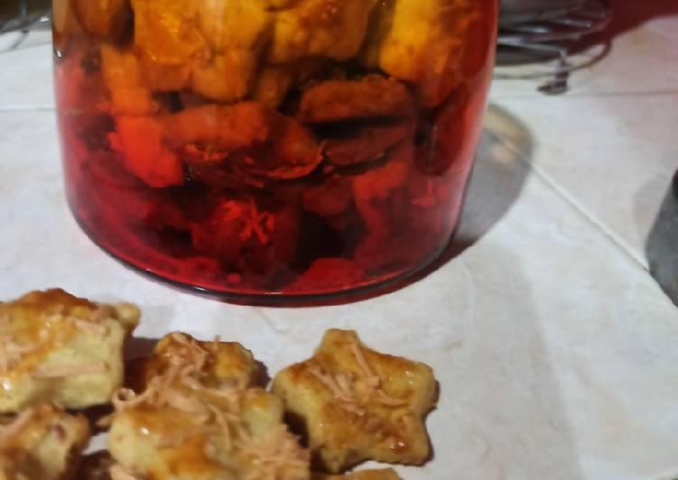 Resep Kastengel cookies