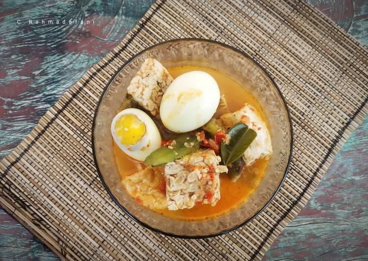 Resep Sayur Telur 3in1