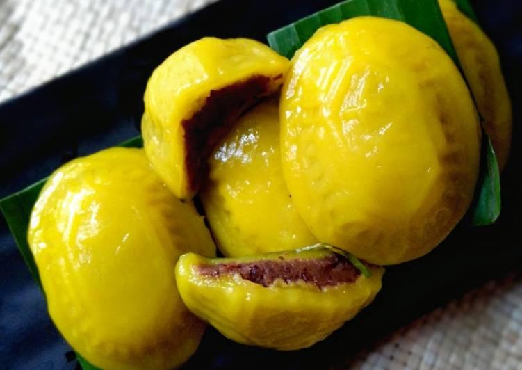 Resep Kue Ku Isi Kacang Merah