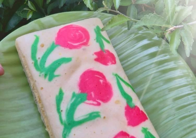 Resep Cake jelita kukus