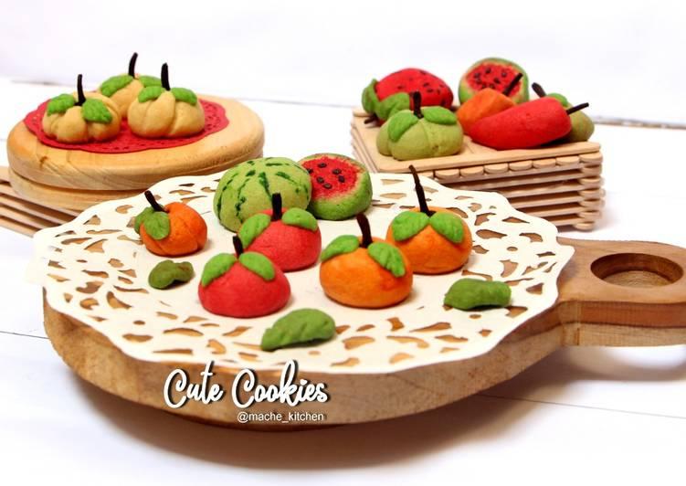 Resep Cute Cookies