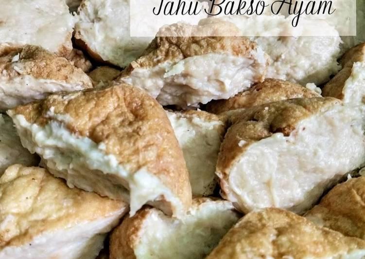 Resep Tahu Bakso Ayam