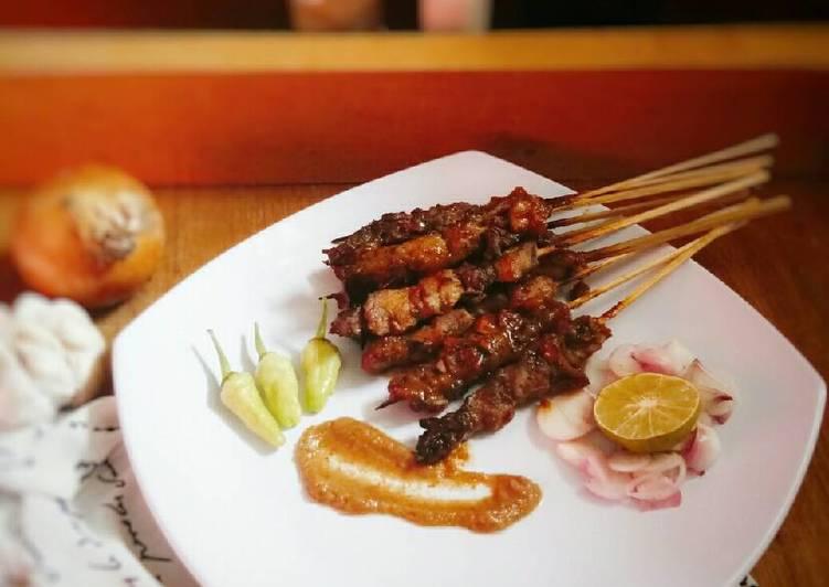 Resep Sate Ayam Sederhana #cp_adakecapmanisnya