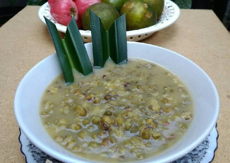Resep Bubur Kacang Ijo