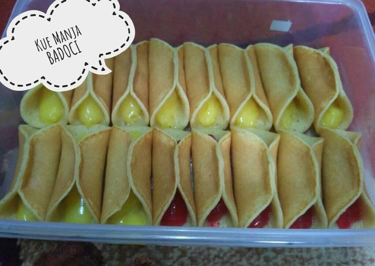 Resep Kue Manja