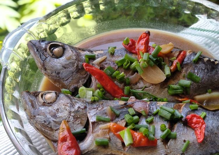 Resep Cakalang Kuah Asam Jawa #my diabetic meal