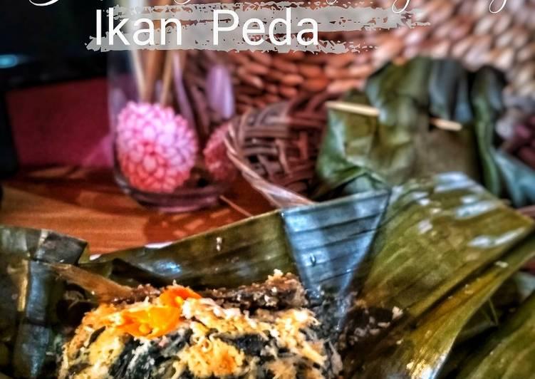 Resep Botok Daun Singkong Ikan Peda