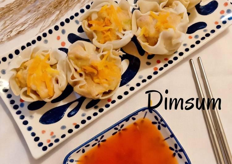 Resep Dimsum