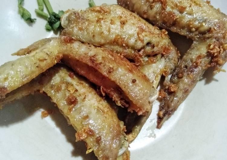Resep Ayam Goreng Gurih