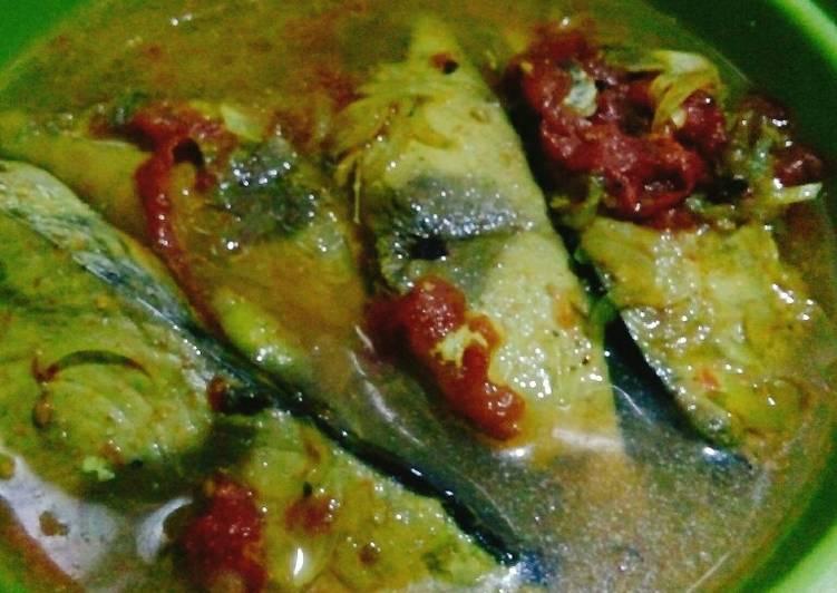 Resep Ikan Cakalang Kuah