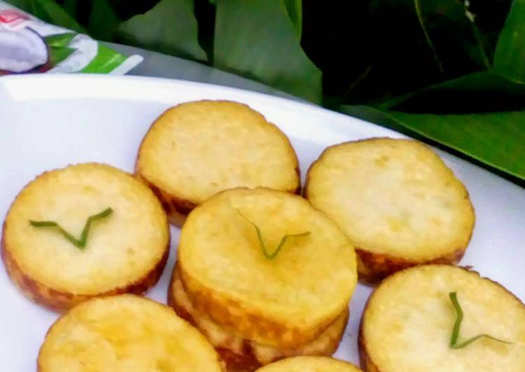Resep Kue Bingka Labu Kuning