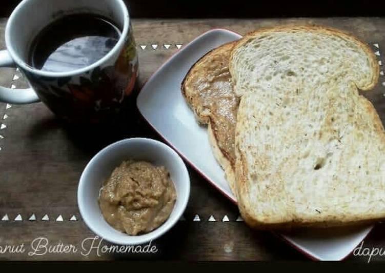 Resep Peanut Butter Homemade
