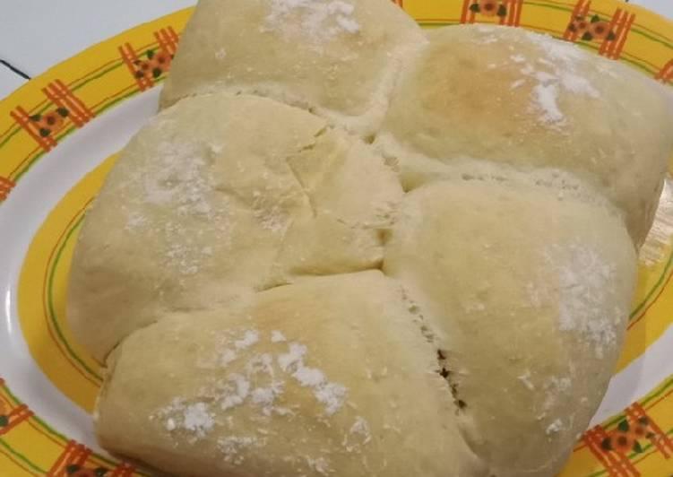 Resep Roti Sobek (extra lembut)