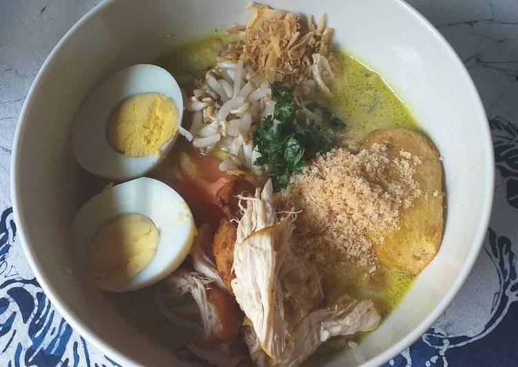 Resep #Soto Ayam Koya