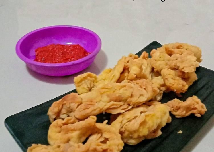 Resep Ayam Kriwil (Bite Size)