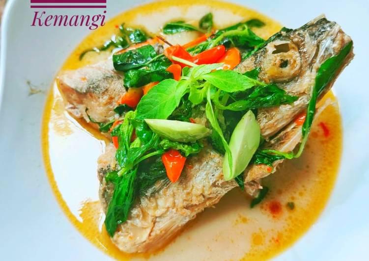 Resep Ikan Alu-Alu Kuah Seblak Kemangi