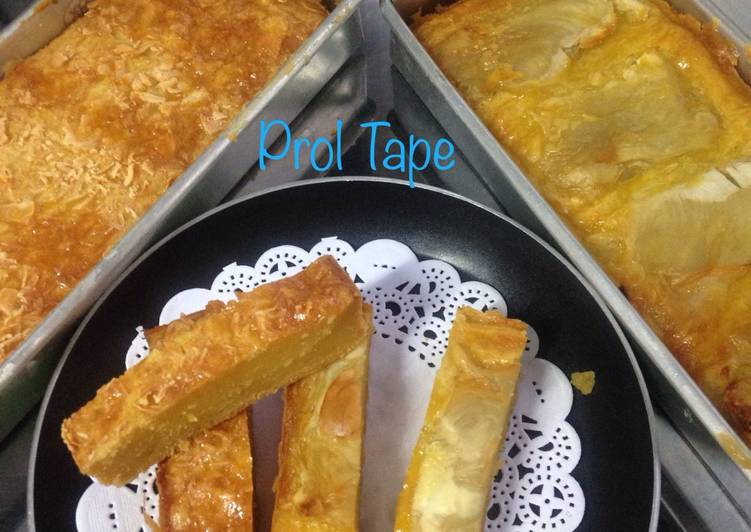 Resep Prol Tape Bendbes (Bondowoso)
