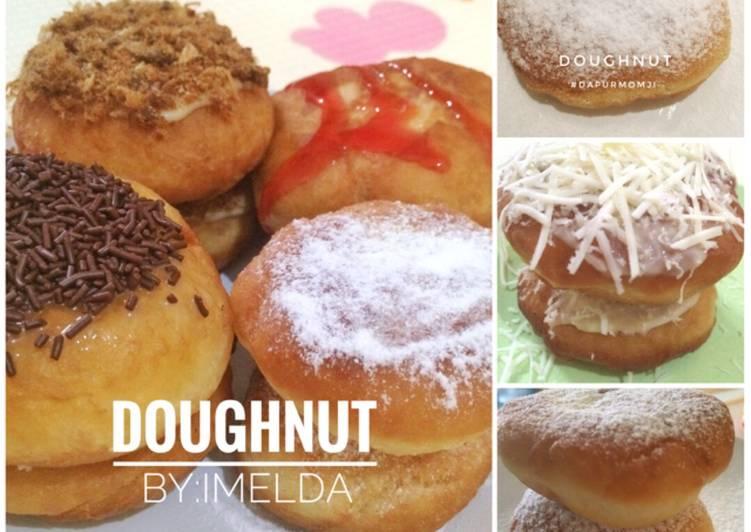 Resep Doughnut / Donut #BikinRamadanBerkesan
