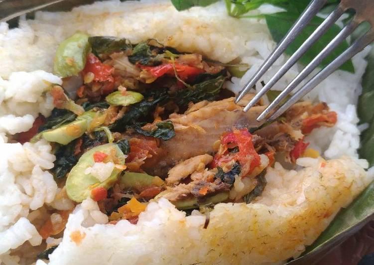 Resep Ikan Tongkol bumbu Pedas Simpel #Maree