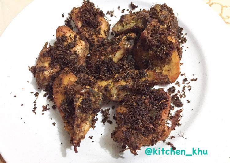 Resep Ayam Bumbu Padang