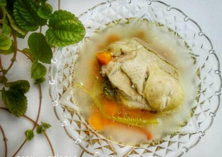 Resep Sop Ayam Klaten
