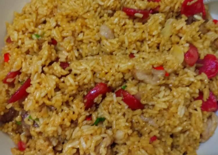 Resep Nasi goreng simpel
