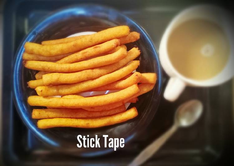 Resep Stick Tape