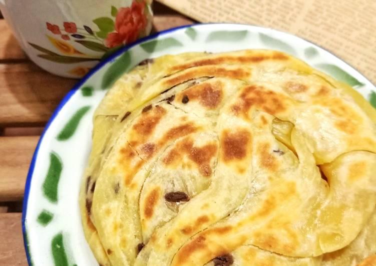 Resep Roti konde / cane / maryam