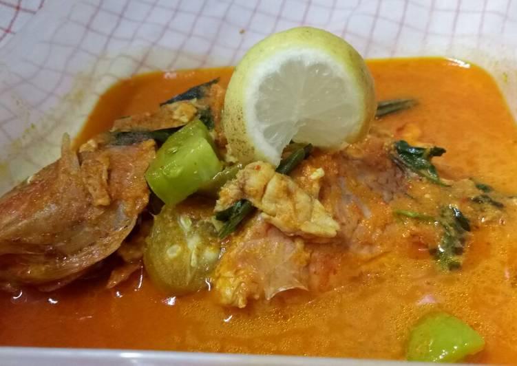 Resep Gulai ikan nila