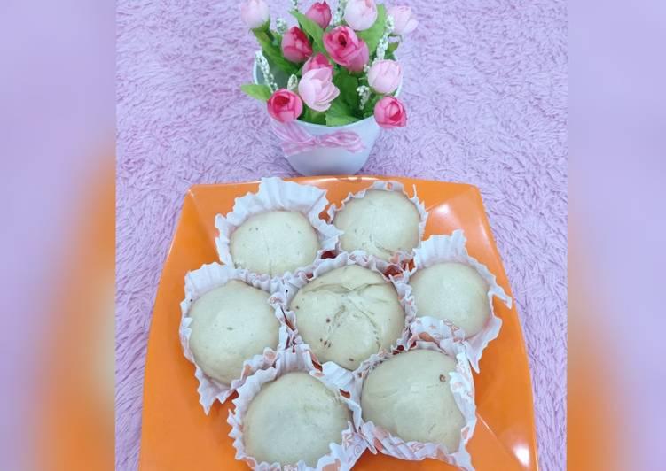 Resep Mini Pao coklat keju