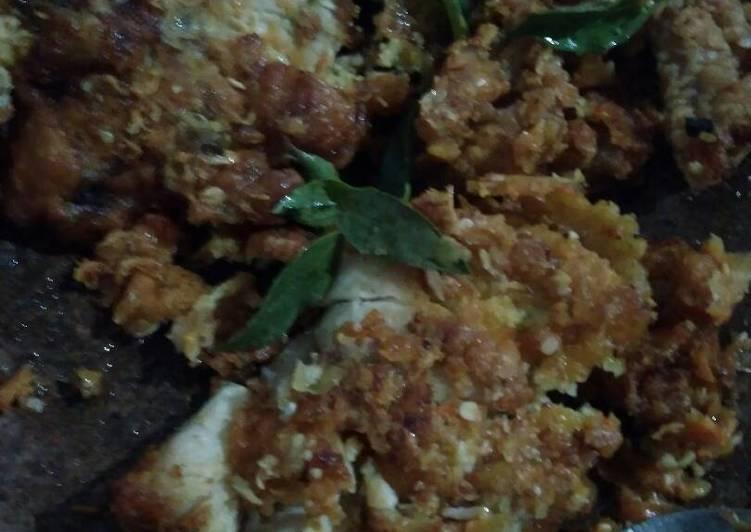 Resep Ayam geprek