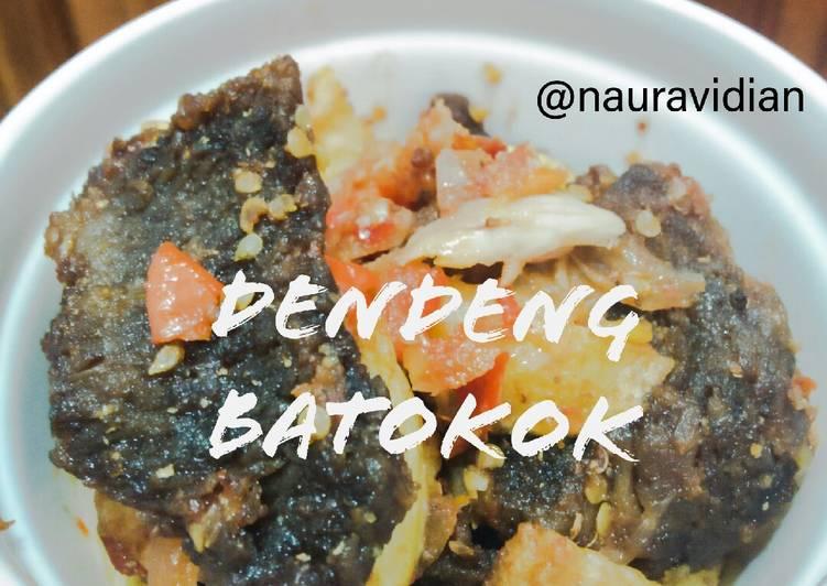 Resep Dendeng Batokok (Dendeng Daging Sapi Khas Minang)