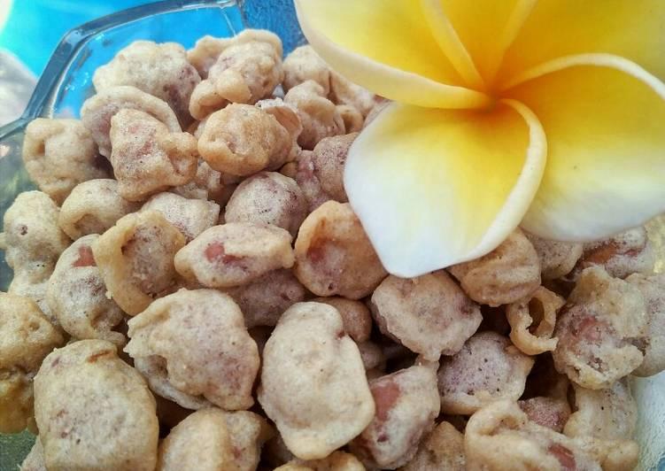 Resep Kacang Tanah Jogetan